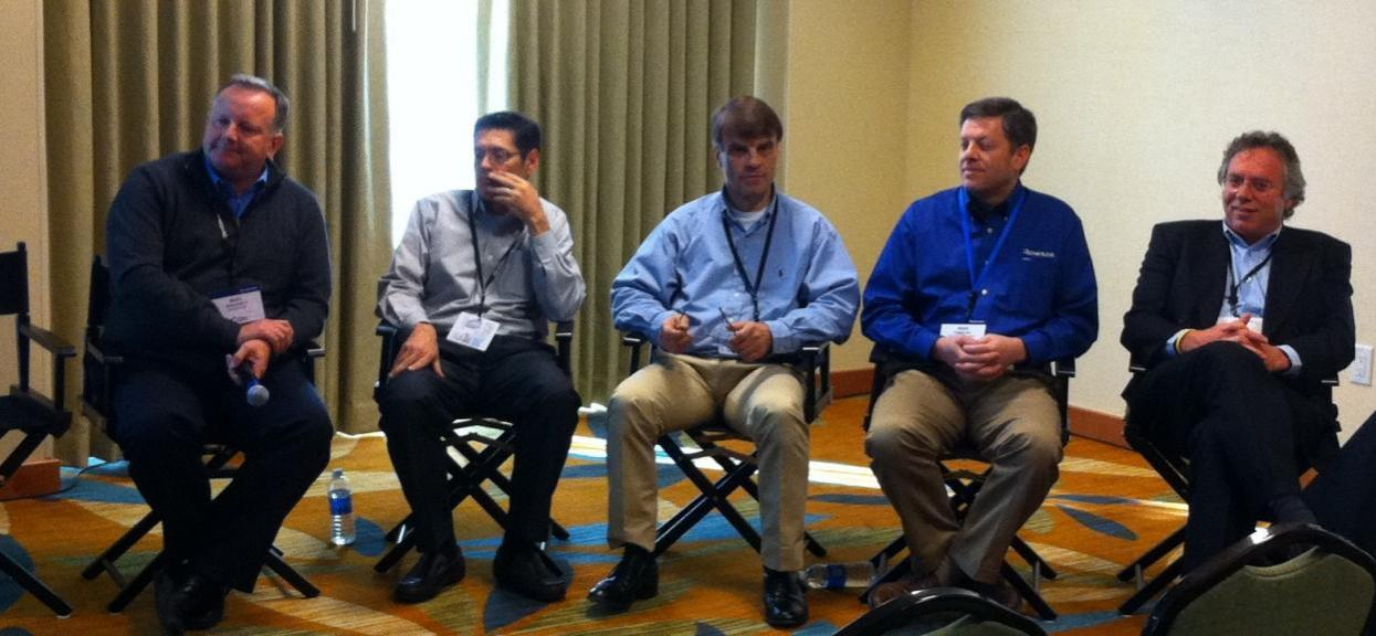 Renesas DevCon 2012 Simulation Panelists
