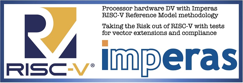 NSITEXE Selects Imperas RISC-V Reference Model
