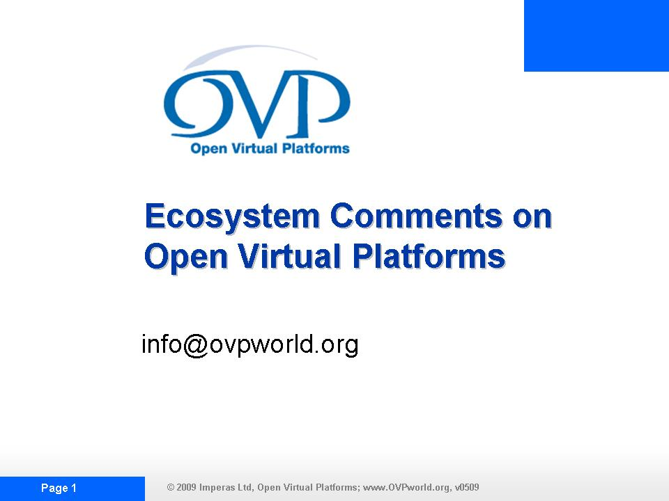 OVP OVPPARTNERS2 Slide Show