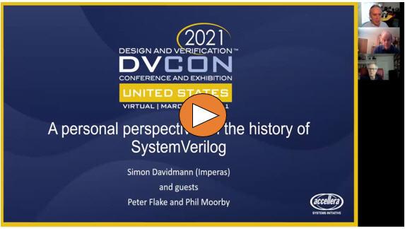 OVP DVCON2021_VERILOG Video