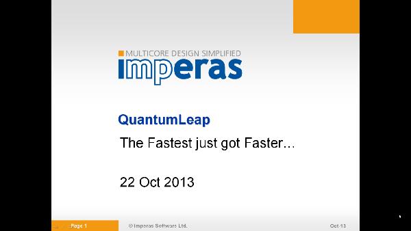 OVP QuantumLeap1 Video