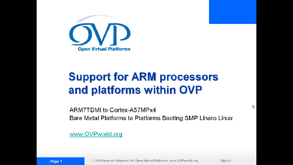 OVP arm_epk_tools_1 Video